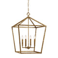 Millennium Lighting 3254-VG Pendant in Vintage Gold