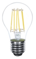 Kodak 41069 5W A19 LED 5 Filament 2700K Lightbulbs (Set of 4)
