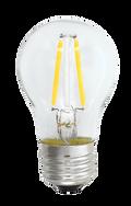 Kodak 42113 2W A15 LED 2 Filament 2700K Lightbulbs (Set of 6)