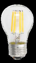 Kodak 42115 6W A15 LED 6 Filament 2700K Lightbulbs (Set of 2)