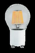 Kodak 55030 8W A19 Clear 10 Filament Lightbulbs (Set of 2)