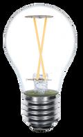Kodak 67030 2.5W A21 LED Extra Long Filament Lightbulbs (Set of 4)