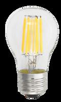 Kodak 42116-UL 8W A15 LED 8 Filament Lightbulbs (Set of 2)