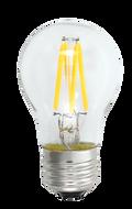 Kodak 42114-UL 4W A15 LED 4 Filament 2700K Lightbulbs (Set of 4)