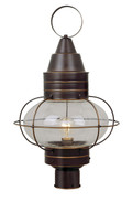 Vaxcel OP21835BBZ Chatham Outdoor Post Light