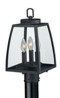 "Vaxcel T0210 Granville 8"" Outdoor Post Light"