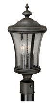 "Vaxcel T0149 Hanover 9"" Post Light"