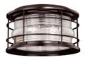 """Vaxcel T0166 Hyannis 12-5/8"""" Outdoor Flushmount"""