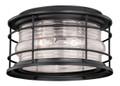 """Vaxcel T0167 Hyannis 12-5/8"""" Outdoor Flushmount"""