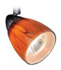 Vaxcel TP53407DB Veneto 3 Light Spot Light Pendant with Honey Ripple Glass