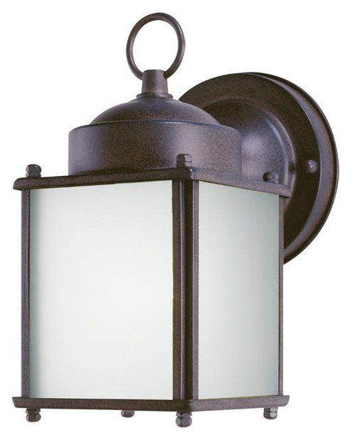 westinghouse 6488300 one light outdoor wall lantern with. Black Bedroom Furniture Sets. Home Design Ideas
