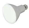 SATCO S9622 Set of 6 BR LED Lightbulbs (9.5BR30/LED/4000K/830L/120V/D)