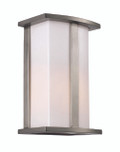 "Chime 10"" Outdoor Steel Contemporary Pocket Lantern"