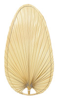 "Fanimation CAISP4 22"" Caruso Narrow Oval Blade in Natural Palm (Set of 10)"