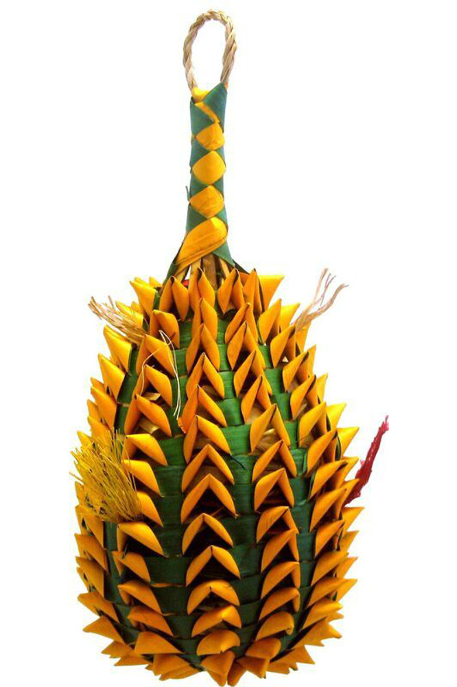 Pineapple Foraging