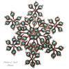wire wrapped pendants by Pillar of Salt Studio