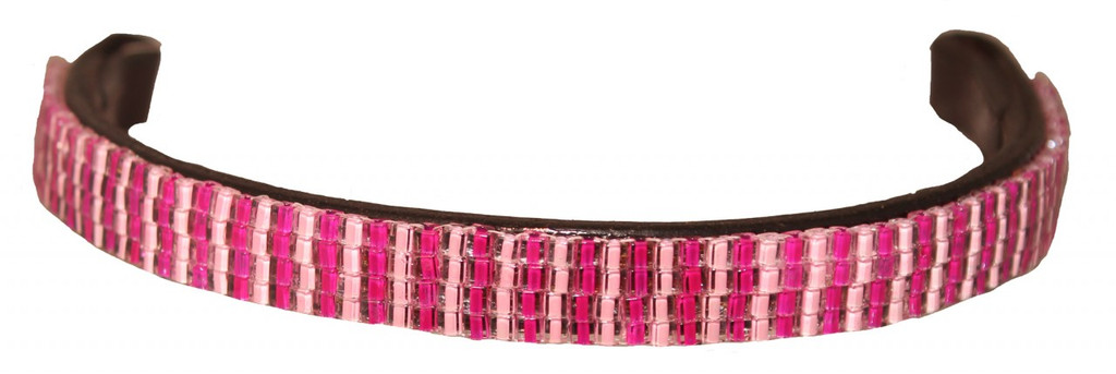 Cotton Candy Browband
