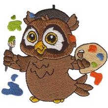 Artist Owl (CH2948)