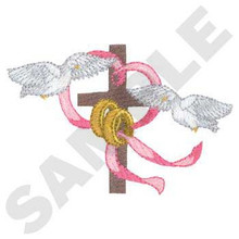 Doves on Cross (RL0254)