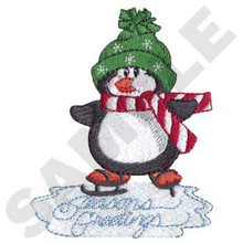 Christmas Penguin (XM0956)