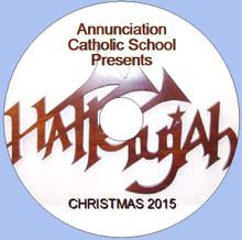 Annunciation Christmas 2015 (Hallelujah)