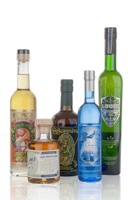 Sample Set of 5 Different Absinthes