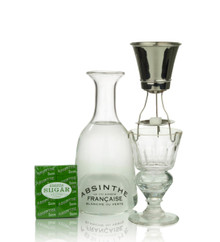 Verse-Eau 3 Leg Absinthe Brouilleur Set for One