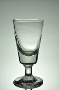 Antique Bistro Absinthe Glass 44456