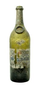 Antique J. Francois Pernot Absinthe Bottle #9