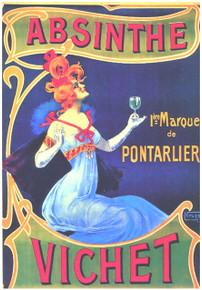 Absinthe Vichet Poster 43053