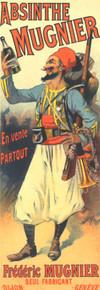 Absinthe Mungier Poster 43050