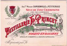 Distillerie Princet Business Card