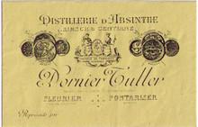 Distillerie Dornier Tuller Business Card