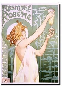 Absinthe Robette Magnet