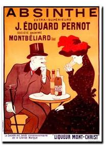 Absinthe Edouard Pernot Magnet