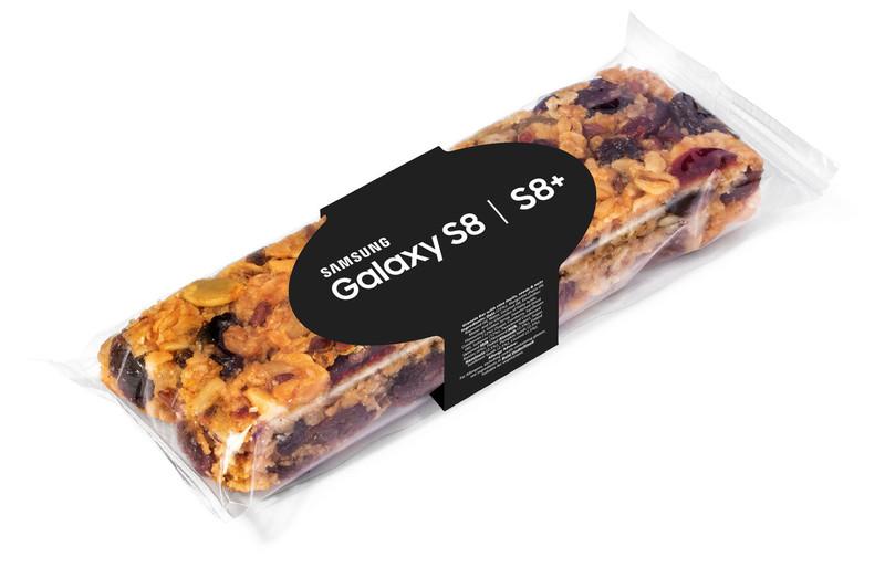 65g Branded Granola Bar