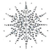 Ovrs1540 - Small Snowflake