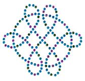 Ovrs1713 - Swirls in Circle