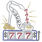Ovrs1777 - 777 Lucky Fashion High Heel