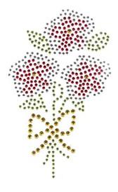 Ovrs135 - Bouquet of Peonies