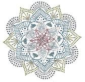 Ovrs1504 - 6 Layer Petal Medallion