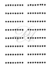 Ovr33MC - 8 Stones Strip Lines