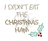 Ovrs1507 - I Didn't Eat the Christmas Ham