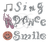 Ovrs2548 - Sing Dance Smile