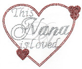 Ovrs4972 - This Nana is Loved