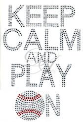 Ovrs5253 - Keep Calm and Play On