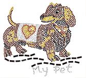 Ovrs1225 - Dachshund Dog