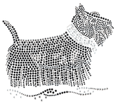 Ovrs1228 - Terrier Dog