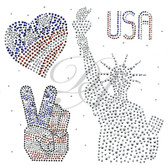 Ovr81 - Love Peace Liberty USA - ON SALE!