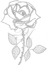 Ovr88C - Clear Rose